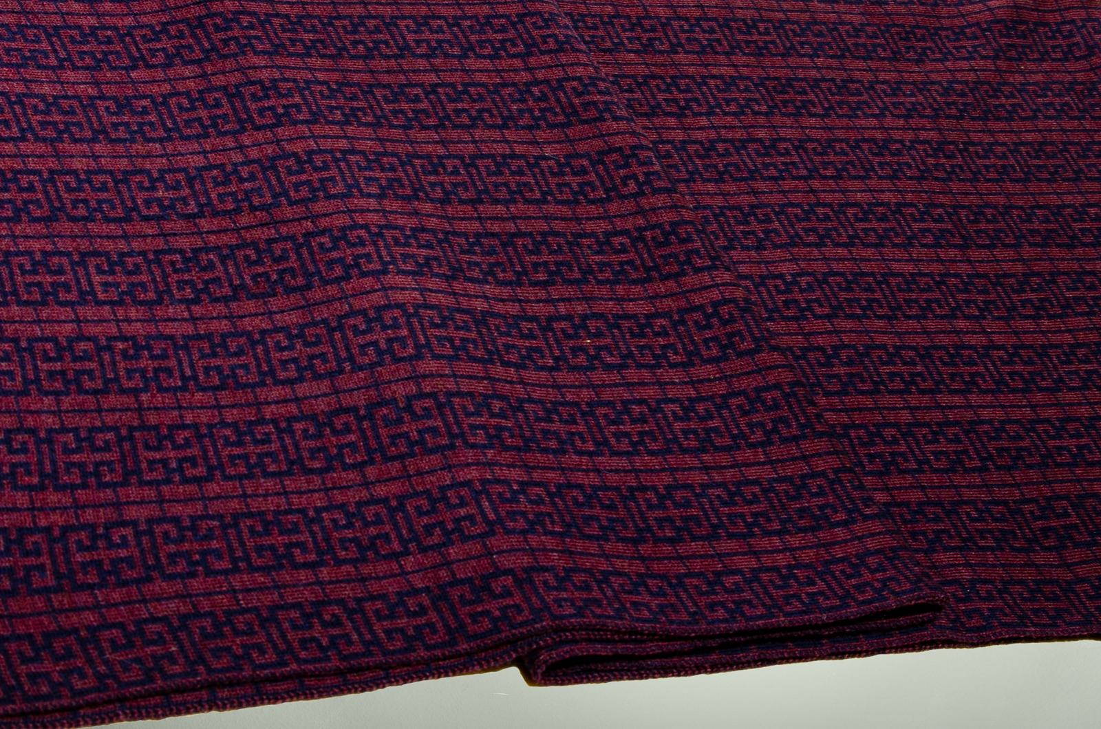 Merino scarf Beijing 2