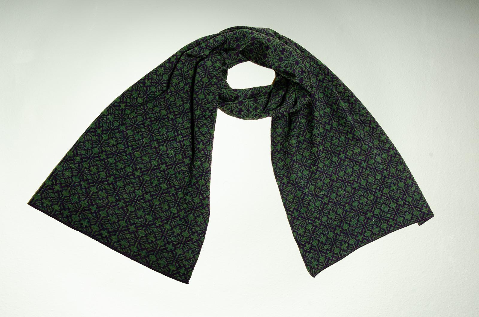 Merino scarf Ireland 3