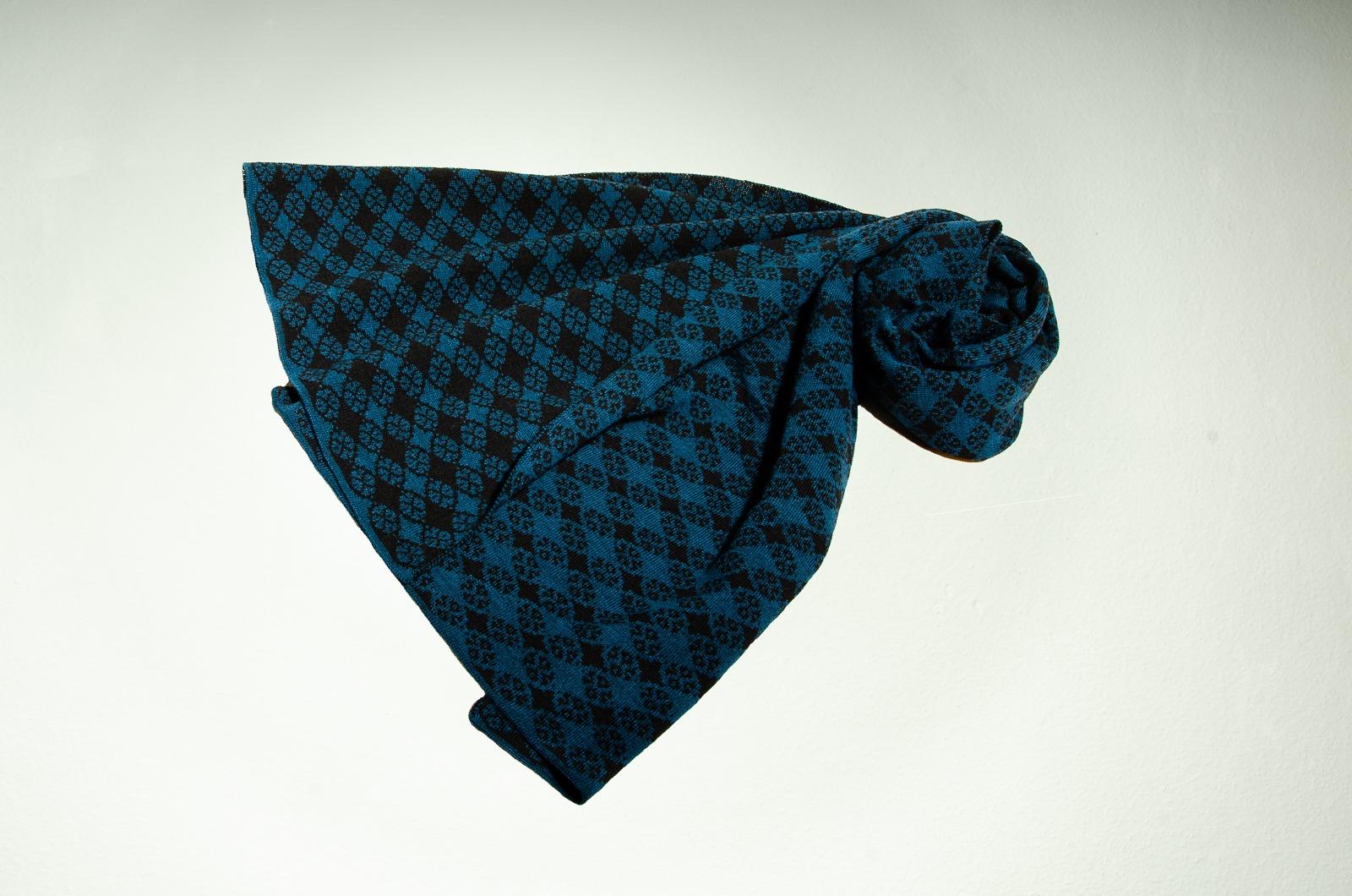 Schal Mütze und Handwärmer 4