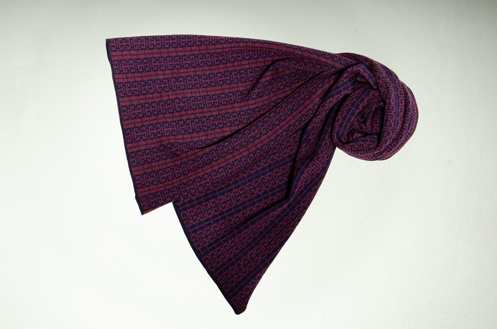 Merino scarf Beijing