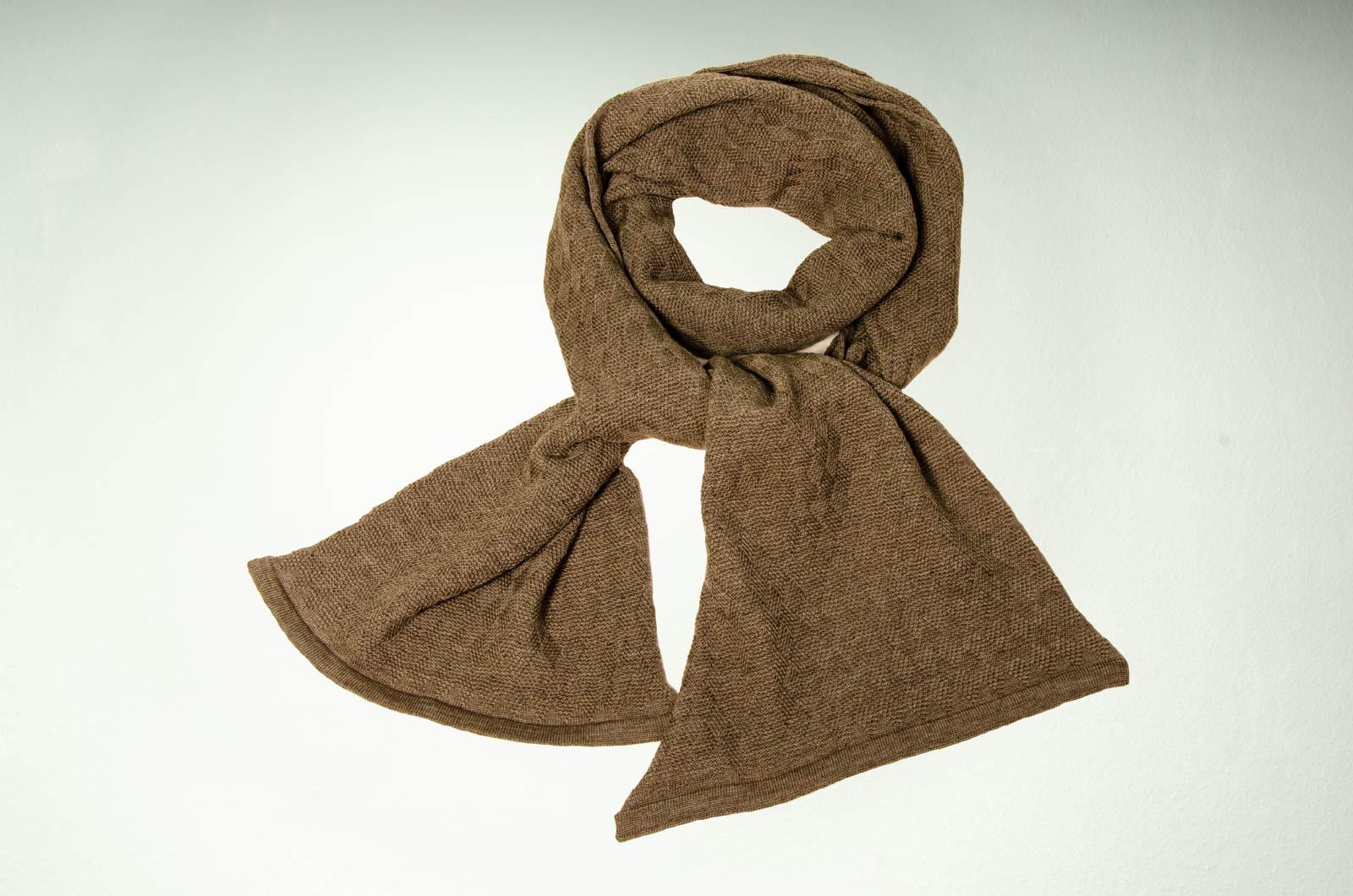 Merino scarf Dragon-Fly