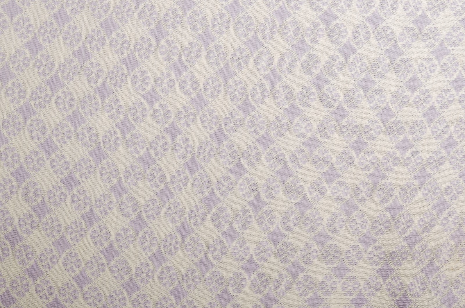 Schultertuch Blütenkaro 4