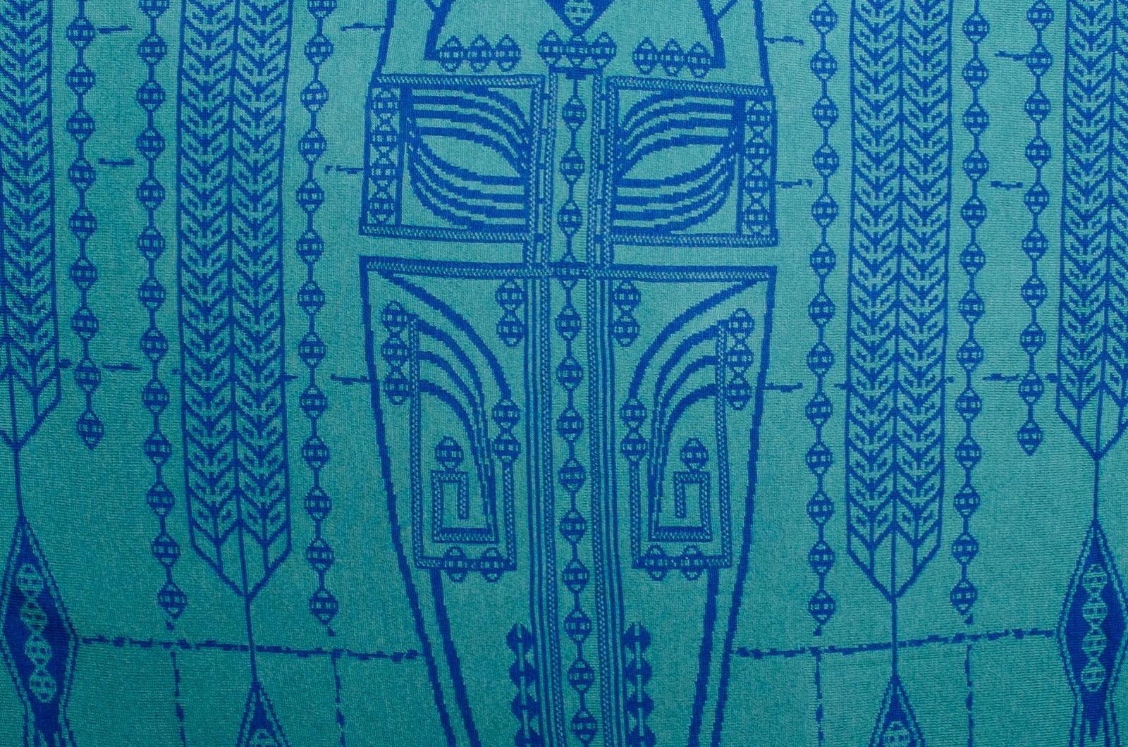 Merino Stola dreieckiges Schultertuch Pueblo Damen