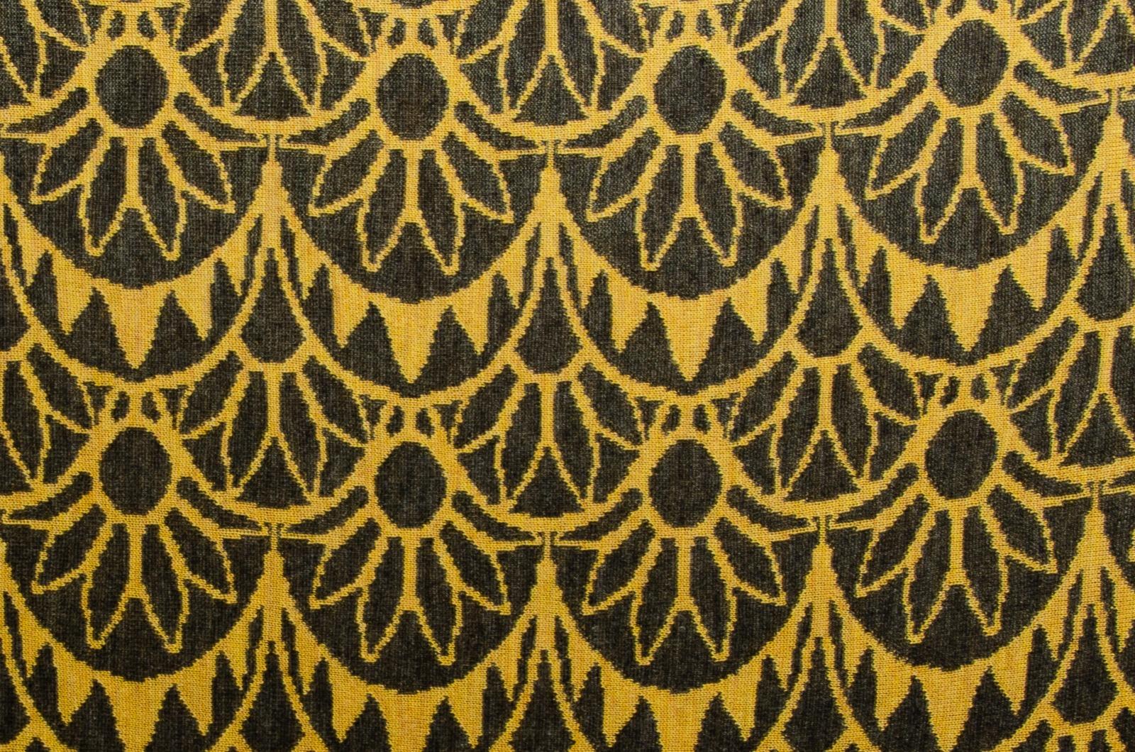 Merino Stola Sonne Damen in gelb