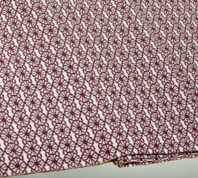 Merinoschal Blüte in den Farben silber