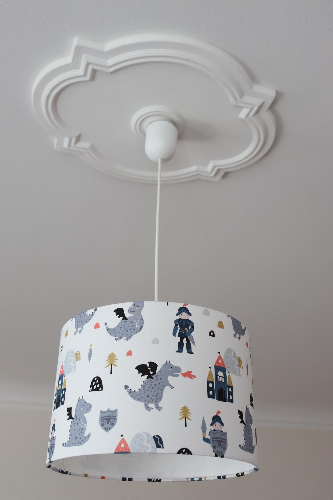 Lampenschirm Kinderzimmer Babyzimmer Jungs Lampe Kinder