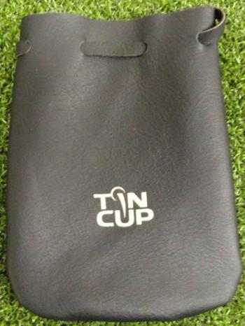 Tin Cup Ledertasche Schwarz bald verfügbar