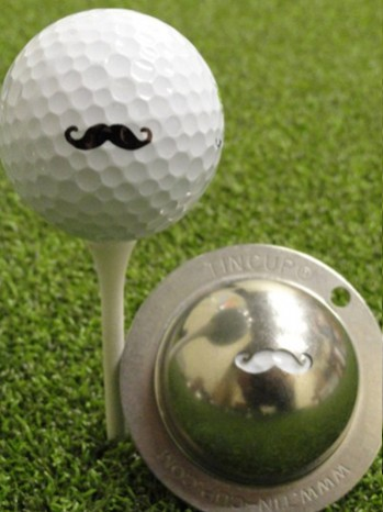 Tin Cup - Stache