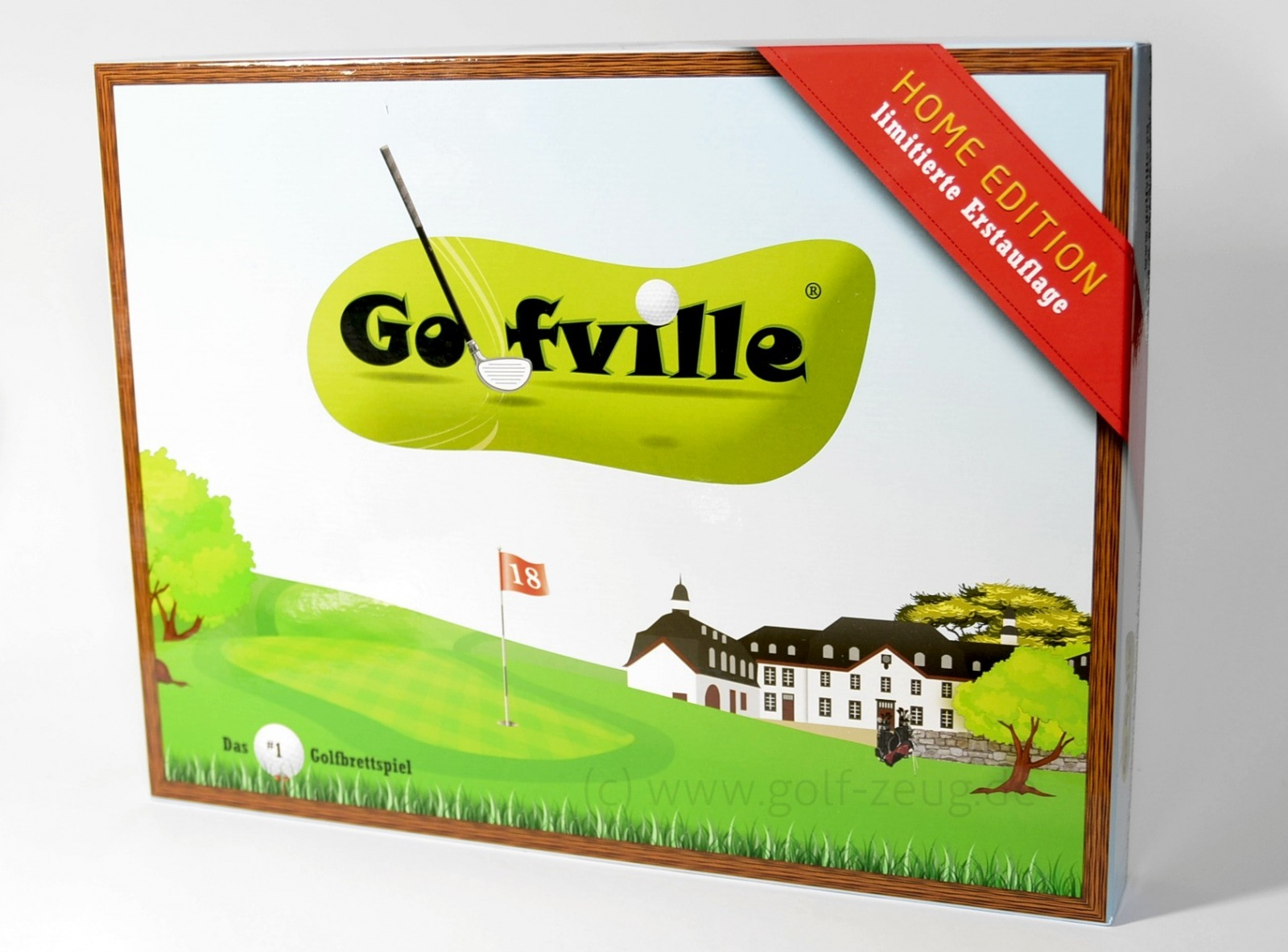 Golfville Home Edition