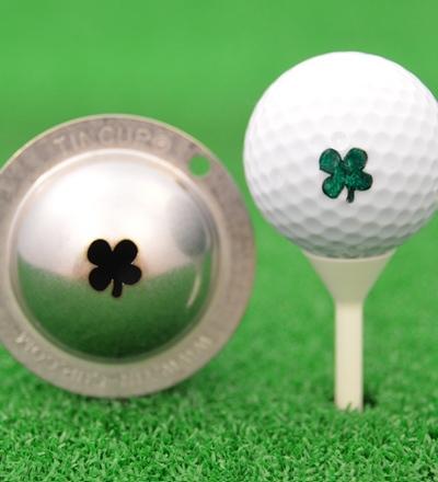 Tin Cup - Luck of the Irish