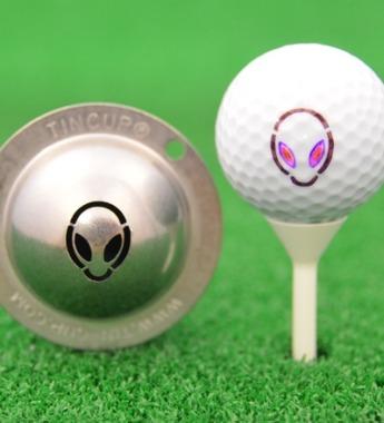 Tin Cup - Alien