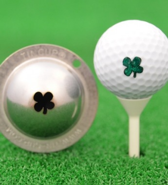Tin Cup Luck of the Irish