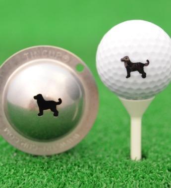 Tin Cup Dulin the Dog Eines