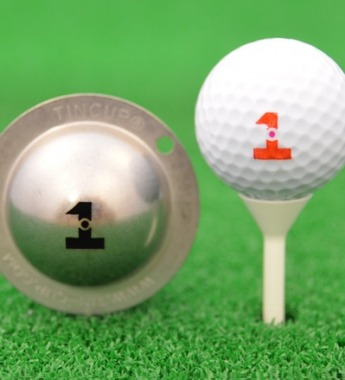 Tin Cup Hole in One Der
