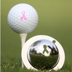 Tin Cup - Breast Cancer Awareness