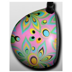 Loudmouth Shagadelic Pink