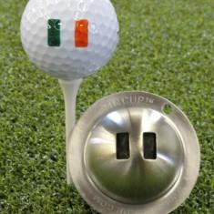 Tin Cup - Irish Flag