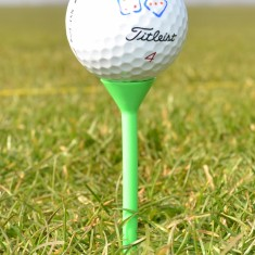 Martini Golf Tees Lang