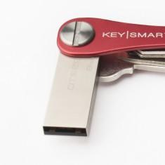8 GB USB Stick fuer den KeySmart - MIt 8 Gigabyte Speicher ist der USB Stick ideal fuer den gelegentlichen Nutzer.