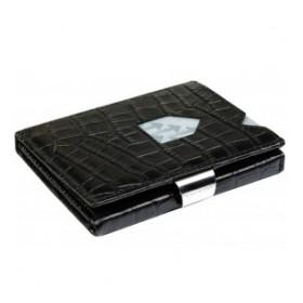 Exentri Wallet Caiman Black - Mit dem smarten Exentri Wallet Geldscheine und Karten einfach verwalten.