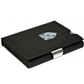 Exentri Wallet - Nubuck Black