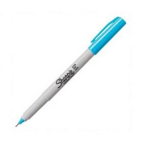Sharpie Hellblau - Der Sharpie ist auch sehr gut fuer den Tin Cup - Made in the USA
