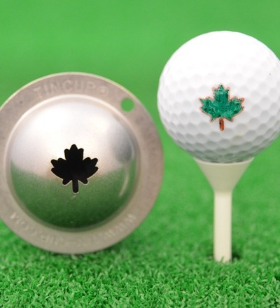 Tin Cup Maple Leaf Der originale
