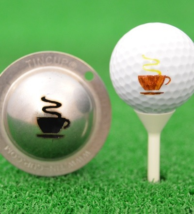 Tin Cup Breakfast Ball Der originale