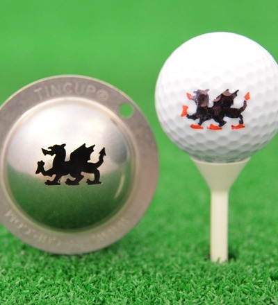 Tin Cup - Magic Dragon - Der originale Tin Cup aus den USA.