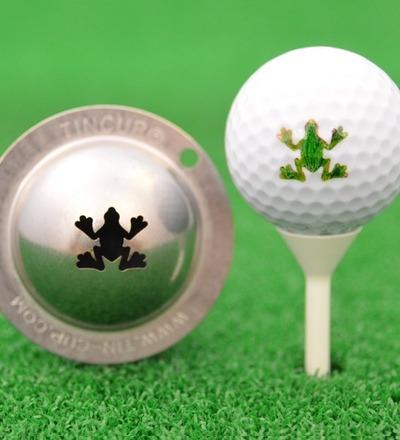 Tin Cup - Rip It - Eines unserer beliebtesten Designs. Der Tin Cup mit dem Frosch als Design. Nach dem Motto Let it Rip