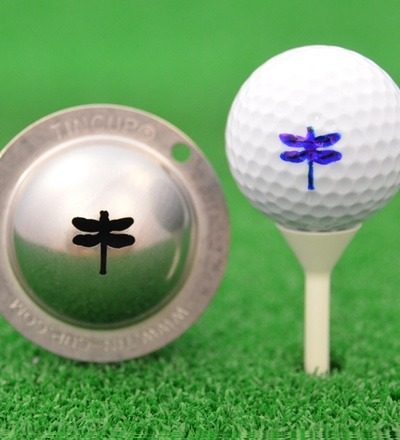 Tin Cup Dragonfly Der originale Tin
