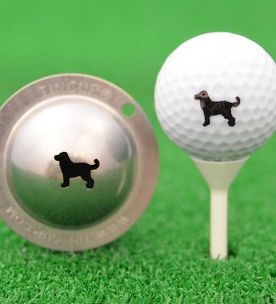 Tin Cup Dulin the Dog Eines