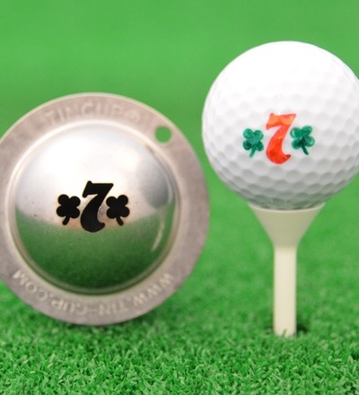Tin Cup Lucky Der originale Tin