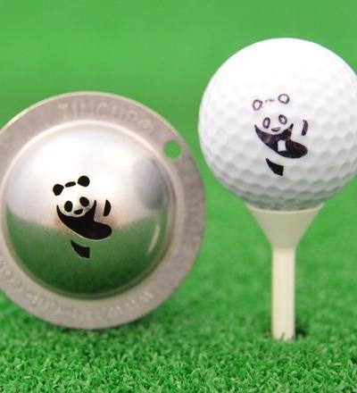 NEU Tin Cup - Panda - Eines unserer beliebtesten Designs. Der Tin Cup mit einem Panda als Design.