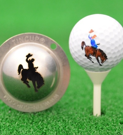 Tin Cup - University of Wyoming - Der originale Tin Cup aus den USA.
