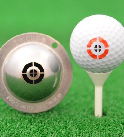 Tin Cup - Take Aim - Der originale Tin Cup aus den USA.