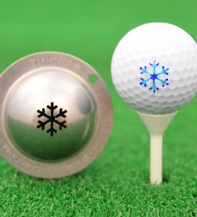 Tin Cup - Snowflake