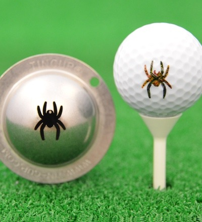 Tin Cup - University of Richmond Spinne - Der originale Tin Cup aus den USA.