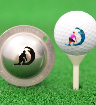 Tin Cup - Surfs Up - Der originale Tin Cup aus den USA.