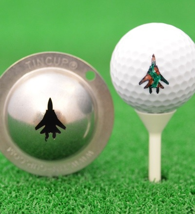 Tin Cup - Top Gun - Der originale Tin Cup aus den USA.