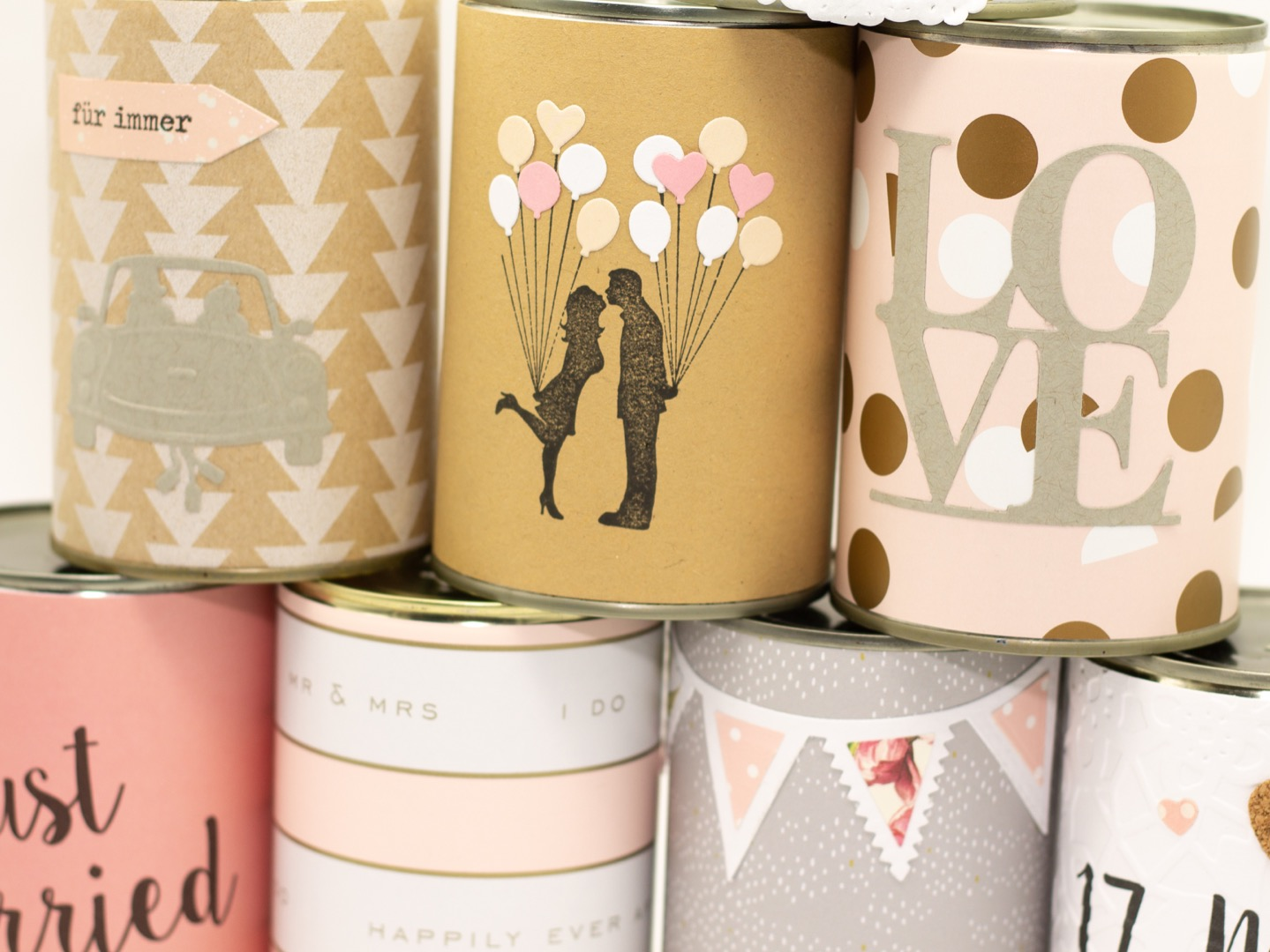 Wedding Cans XL 5