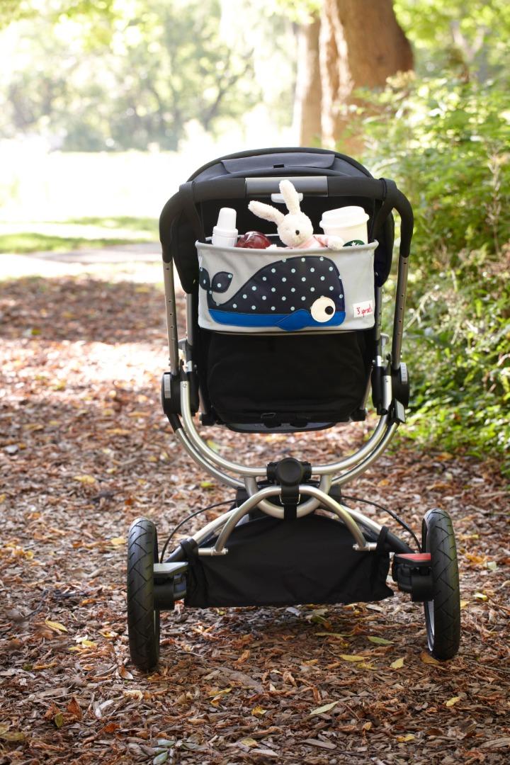 Kinderwagentasche von 3 Sprouts Wal 3