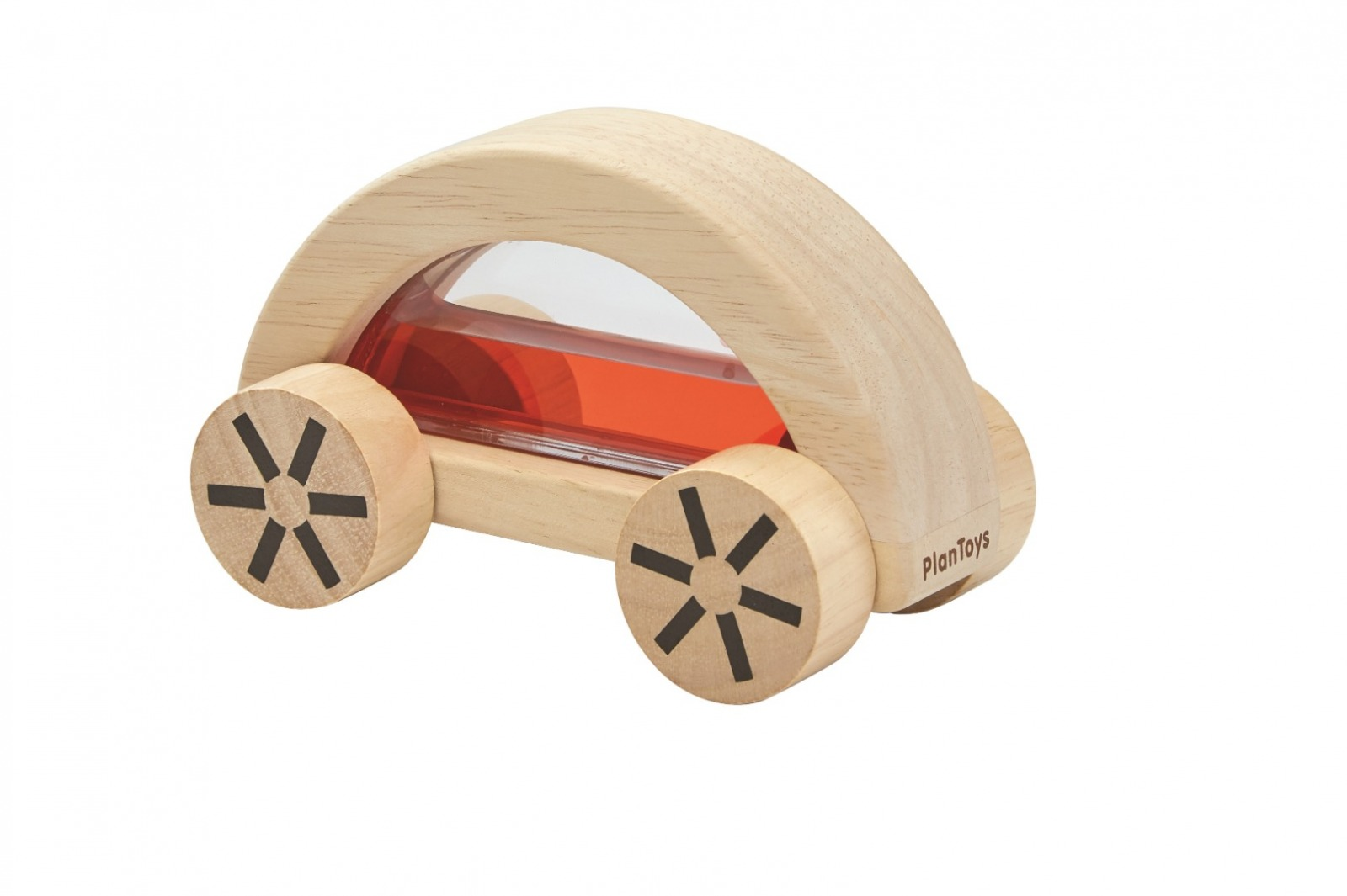 Plan Toys Autos mit farbigem Wasser