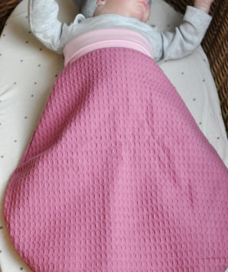 Pucksack Schlafsack Babyschlafsack 50/56 4