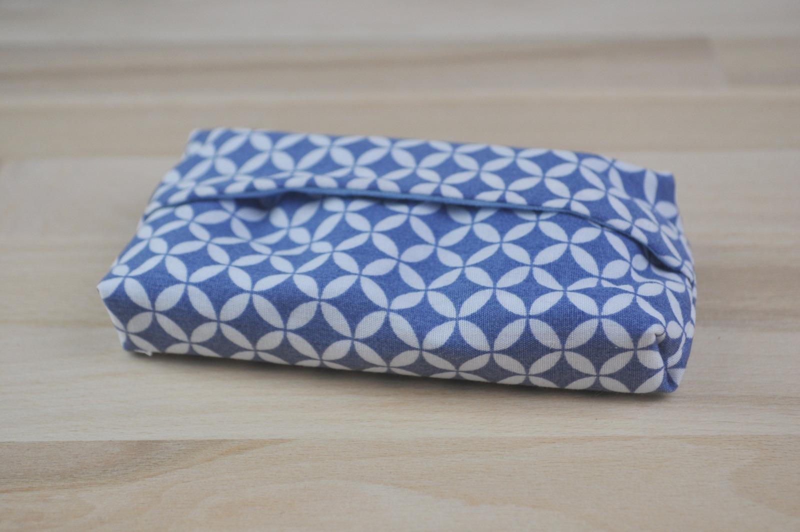 Taschentüchertasche blau 4