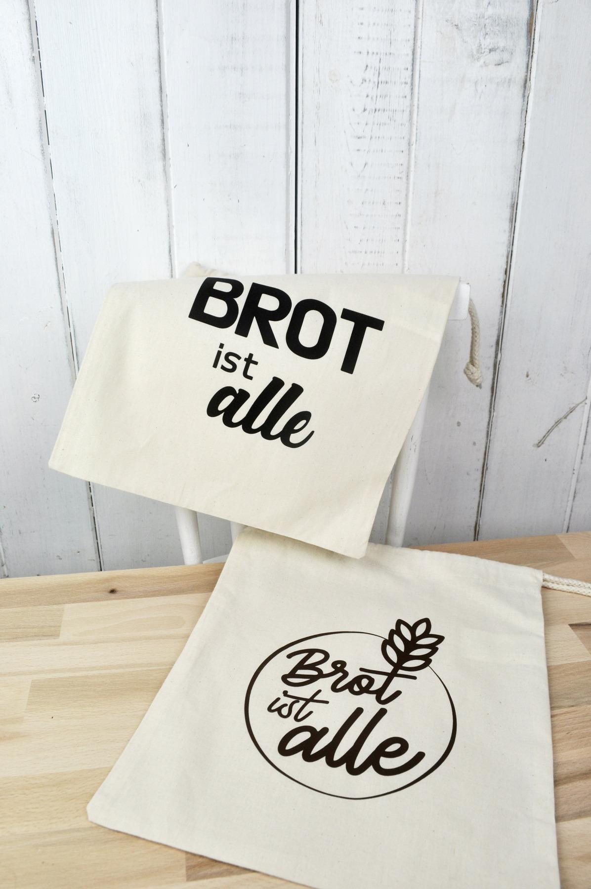 Brotbeutel Zero Waste 5