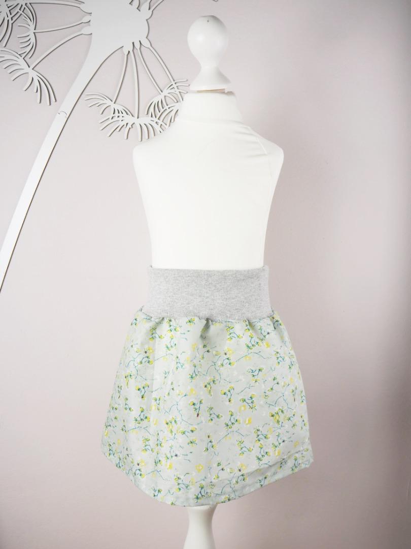 Mädchenrock mint Skirt 2