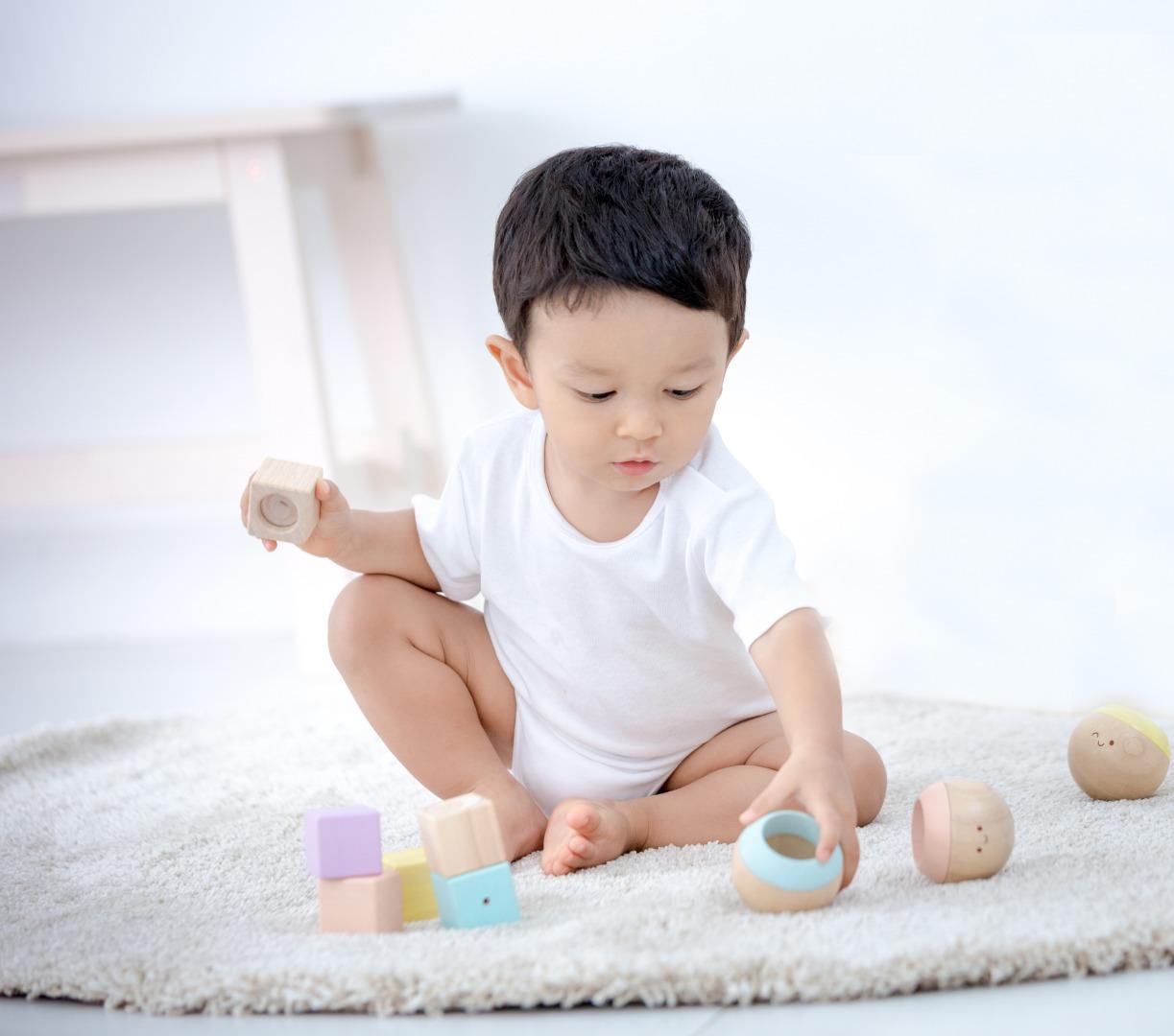 PlanToys Fühlspass Sensorig Spielzeug 8