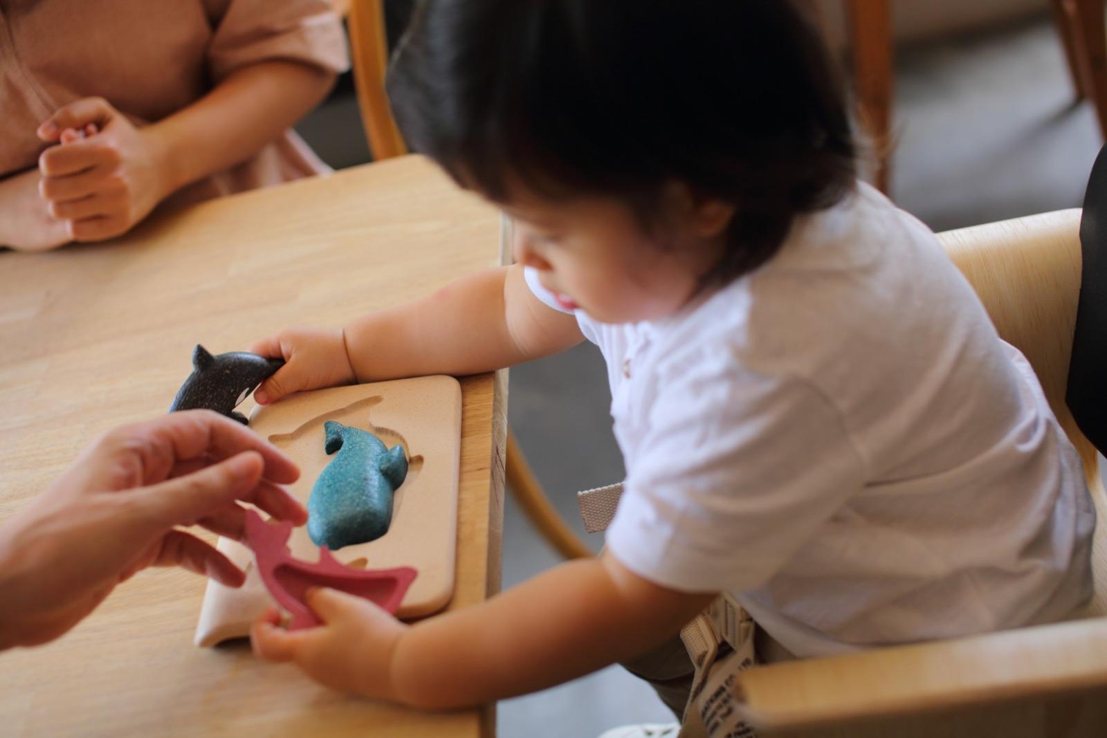Sea Life Puzzle Plan Toys 4