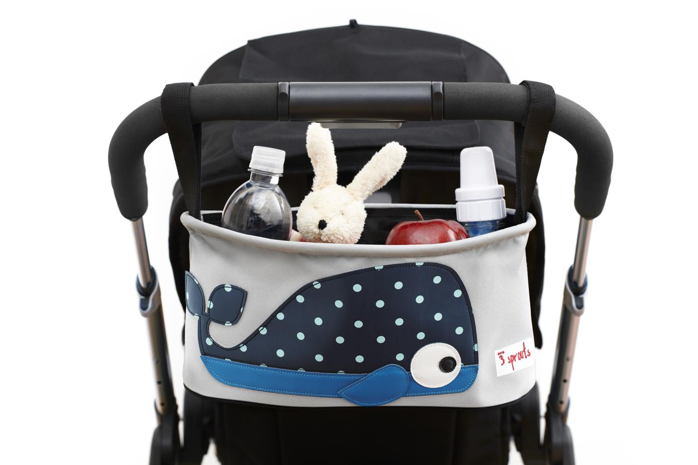 Kinderwagentasche von 3 Sprouts Wal 2
